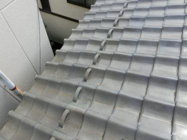 安城市 T様邸 台風被害 屋根修理工事・火災保険適用事例